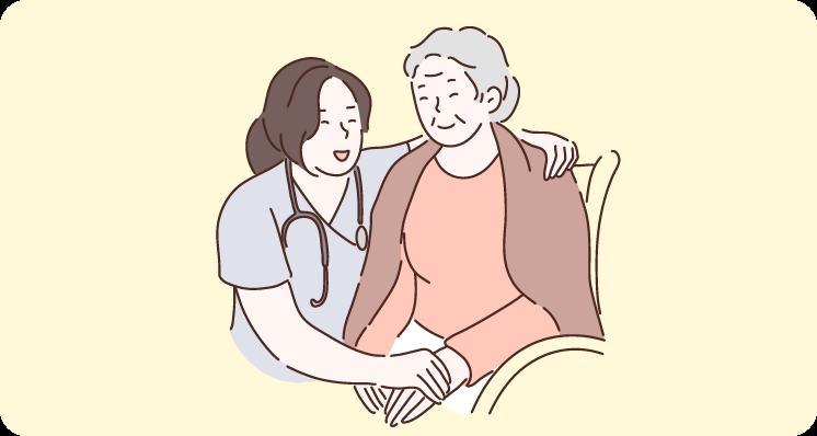 訪問看護についてイメージ画像